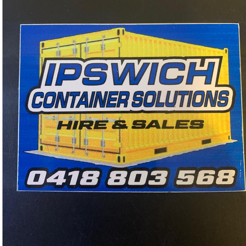IPSWICH CONTAINER SOLUTIONS