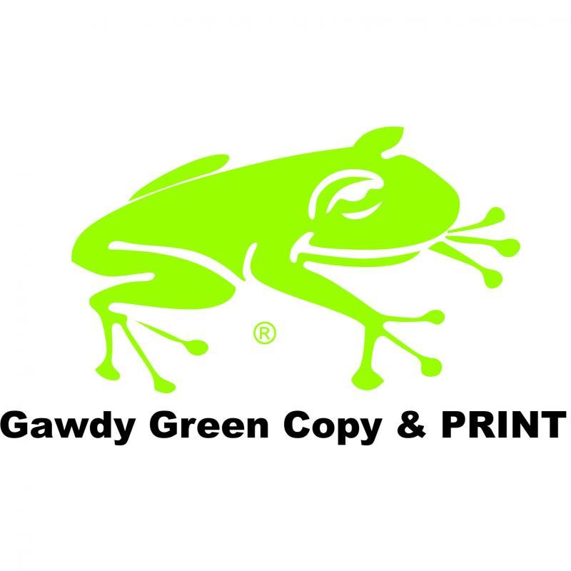 Gawdy Green Copy & PRINT