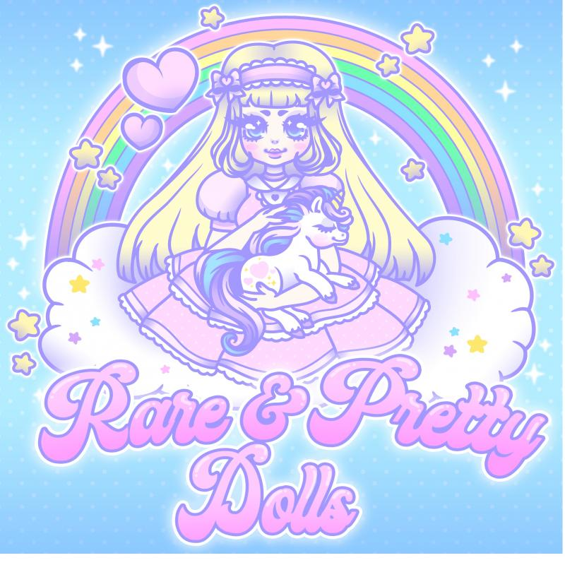 Rare and Pretty Dolls